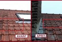 Remplacement Tuiles – Lille